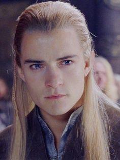 Orlando Bloom as elf