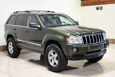 Jeep Grand Cherokee Limited, Jeep Cherokee, Jeep Wk, Jeep Wrangler Lifted, Jeep Wranglers, Lifted Jeeps, Jeep Grand Cherokee Accessories, 4x4, Custom Jeep