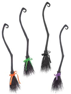 Fancy Witch Broom