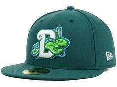 Daytona Tortugas New Era MiLB 59FIFTY Cap Hats