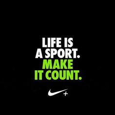 Sport Quotes Entrancing Quotes Of The Day  12 Pics  Quotes  Pinterest  Inspirational .