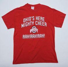 Cool item: Ohio State Buckeyes OSU T Shirt Medium College T Shirts, Ohio State Buckeyes, Cool Items, Medium, Mens Tops, Medium Long Hairstyles