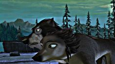 alpha and omega 4 legend of sawtooth cave | Alpha and Omega King and Princess HD