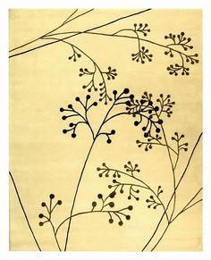 Safavieh - Soho Ivory & Grey Hand-Tufted Rug