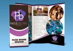 Professional Flyer, Postcard, Brochure ~ Graphic Fiverr Layout, Sleep Problems, Brochures, Brochure Design, Birthday Celebration, Corporate Events, Flyers, Wedding Designs, Wedding Planning