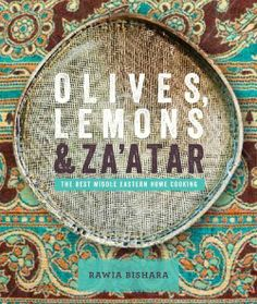 Olives, Lemons, and Za'atar. 3 Mediterranean recipes, they all sound so good!