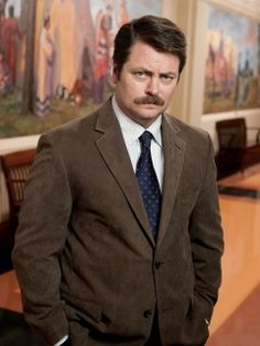The Ron Swanson Guide to Raising Boys http://blogs.babble.com/dadding/2011/12/16/the-ron-swanson-guide-to-raising-boys/