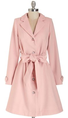 I know you can't wear this for work, but it's pretty nonetheless :).....Creative Consultant Coat