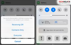 How to AirDrop Files Between iOS Devices  Learn how to transfer files among iPhone, iPad and Mac computer devices using the AirDrop feature. It would be a wireless transfer and it takes place via Bluetooth or Wi-fi connection.  http://techwelkin.com/airdrop-files-ios-devices