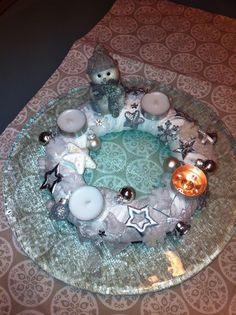 Wreath #1 Wreaths, Breakfast, Handmade, Food, Morning Coffee, Hand Made, Door Wreaths, Essen, Meals
