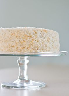 Coconut Cake, America's Test Kitchen