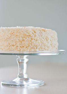 Coconut Cake, America's Test Kitchen