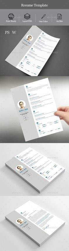 Resume Fonts, Font logo and Logos - official resume template