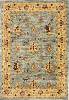 Indulge in a traditional oriental décor with beautiful Persian designs and delicate patterns which blends anywhere it is laid upon. This rug is machine-woven with 100 percent polypropylene fibers, making it soft, cushy, and extremely comfortable under the feet.