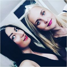 Sister power ... Greetings from the other side  #life #selfie #london #love #like #bergielondontimes #picoftheday #amazing #fashion #besties #family #sister #follow4follow #follow #like4like #zara #girls #fun #lifeisbeautiful #like #likeback by birgitveskivali