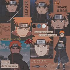 Follow @by_labi on instagram for more 🙃 Naruto, Akatsuki, His Eyes, Wallpapers, Cute, Pink, Movie Posters, Pictures, Instagram