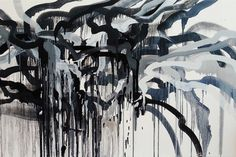 "Saatchi Art Artist Lacey Kim; Painting, ""Revelation#11"" #art -Size: 24 x 36 x 2 in"