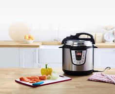 Electric Multi Cooker #FansFavourite