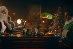 Airline's Festive Spot Sees Elves Start Making Toys Like a 'Puggy Bank' and an 'Earplane'