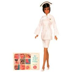 Julia doll from the TV show of the same name