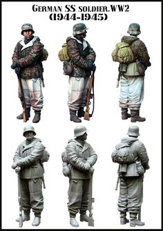 German SS Infantry From Evolution. Click on the pic for more!