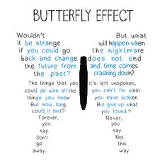 Butterfly Effect by CamKitty2.deviantart.com on @DeviantArt