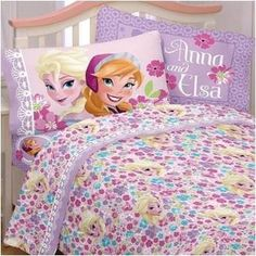 Disney Frozen Bed Sets