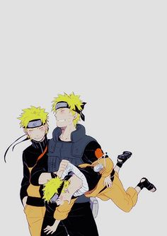 Naruto through the ages... I'm proud of him.. he has gotten A LOT better
