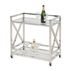 X-Factor Bar Cart