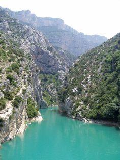 ..Grand Canyon du Verdon.. - Castellane, Provence-Alpes-Cote-dAzur France by Be Sc