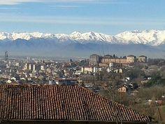 Moncalieri, Mountains,Alpi, Monviso, Torino , skyline, città , Town , fiume Po, Castello di Moncalieri , Savoia, Castel,