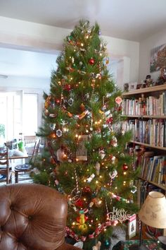 Susan Branch's Christmas tree