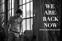 Good Morning We Are Back Now www.reignitalia.it