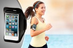 iPhone 4/5 Armband & Accessories