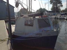 Bay Port Fish Company - Fishing Boat ARGO