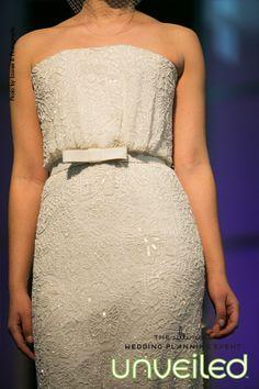 TrendSpot Fashion Shows features Angelique's Bridal Salon, Savvi Formalwear, The Wedding Shoppe, Kleinfelds's Manhattan, and Mestad's Bridal.