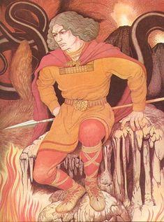 Loki by Giovanni Caselli
