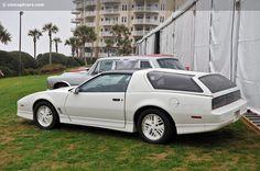 """1985 Pontiac Trans Am Experimental """"Kammback"""""""