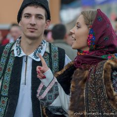 Romanians in traditional costumes Part 1 Costume traditionale romanesti | Romania ~ a beautiful corner of Europe