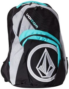 Volcom Purma Backpack, Black