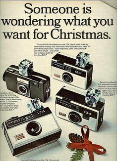 Kodak Instamatic 1968