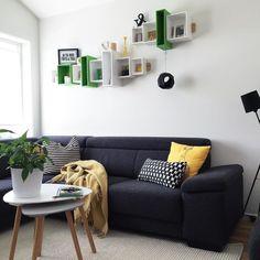 Upstairs livingroom - Happy wednesday by annemaarii