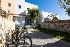 Villa Anna, Pigi village, Rethymno, Crete, Greece sinatsakisvillas.gr #villa #rethymno #crete #greece #village #island #vacation_rental #luxurious_accommodation #private #summer_in_crete #visit_greece #bicycles #garden_park