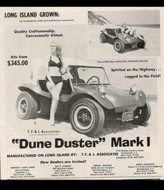 Dune Duster kit