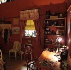 Heartland Set (Amy's Bedroom)