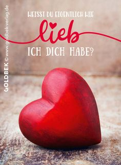 Postkarten - Liebe. Love You So Much, My Love, Love Hug, Forever Love, Mothers Love, Love Words, Be My Valentine, To My Future Husband, Morning Quotes