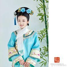 微博 Qing Dynasty, Cosplay, China, Costumes, Dresses, Vestidos, Dress Up Clothes, Fancy Dress, Dress
