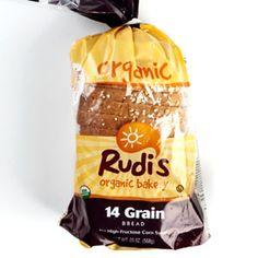 Decoding Whole-Grain Food Labeling | Rudi's Organic Bakery 14-Grain Bread | CookingLight.com