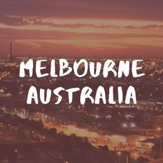 Find out the best things to do in Melbourne, Australia, including Melbourne restaurants, nightlife, attractions and beaches such as St Kilda Beach. Melbourne Coffee, Stuff To Do, Things To Do, Melbourne Restaurants, Melbourne Street, Melbourne Victoria, St Kilda, Australia Living, Melbourne Australia