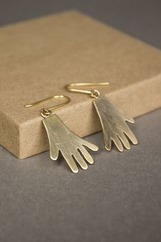 These earrings are so delicate and beautiful ~ Tal Avishai Jewelry